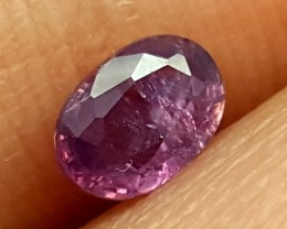 0.50Crt Natural Sapphire Of Kashmir Best Grade Gemstones JI 53