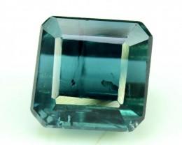 1.45 cts Natural Indicolite Tourmaline Gemstone ~ Afghanistan