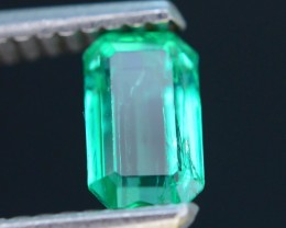 Colombian Emerald 0.64 ct Amazing Color and Clarity ct SKU.6