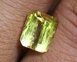 5.45 cts Imperial Topaz - Brazil - Orange Fire
