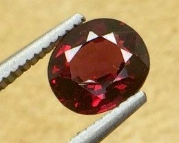 1.10 Crt Natural Red Spinel Beautifulest  Faceted Gemstone Sp02