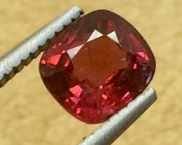 1.13 Crt Natural Red Spinel Fabulous Faceted Gemstone Sp03