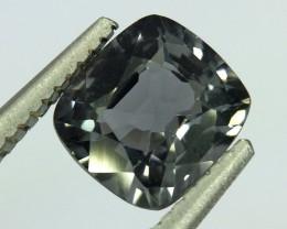 1.26Crt Natural Spinel Sparkling luster Faceted Gemstone Sp07
