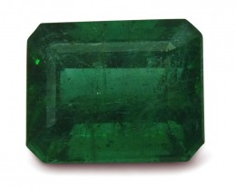 10.11ct GIA Certified Zambian Emerald