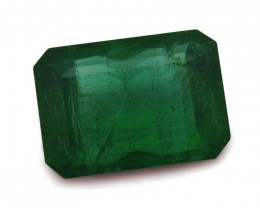 9.54ct GIA Certified Zambian Emerald