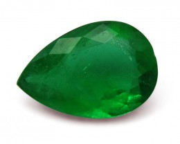 1.70ct GIA Certified Colombian Emerald- $1 No Reserve Auction