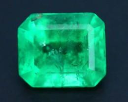 Columbian Emerald 0.49  ct Glowing Color SKU.6