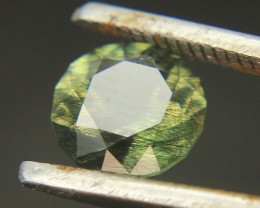 Top Quality Peridot Have a Rich hair-like Ludwigite inclusionsCollector's