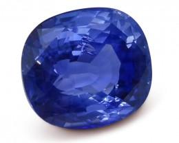 2.52ct GIA Certified Sri Lankan/Ceylonese Unheated Sapphire