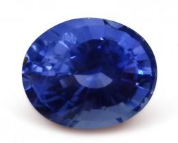 1.49ct GIA Certified Sri Lankan/Ceylonese Unheated Sapphire