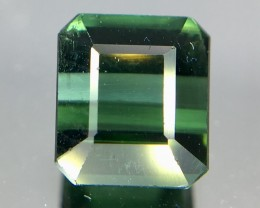1.30 Crt Tourmaline Faceted Gemstone (R 186)