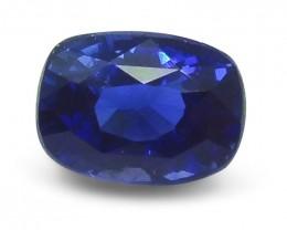 1.01ct GIA Certified Sri Lankan/Ceylonese Unheated Sapphire