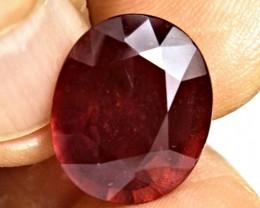 14.07 Carat Fiery Pigeon Blood Ruby - Gorgeous