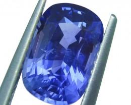 2.79ct GIA Certified Sri Lankan/Ceylonese Sapphire