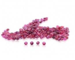 Ruby 49.98 cts 239 stones Wholesale Lot