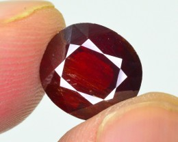 NEXT BID & WIN~Extremely Rare 7.60 Ct Brilliant Fire Natural Tantalite