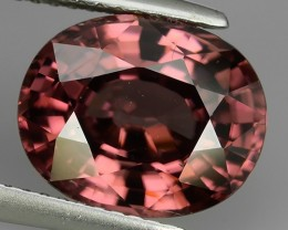 CERTIFIED~6.54 CtS AWESOME SPARKLE NATURAL NR..BEST PINK ZIRCON