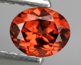 ADAROBLE RARE NATURAL SPINEL TOP-ORANGE COLOR NR!!!