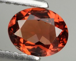 ADAROBLE RARE NATURAL SPINEL TOP ORANGE COLOR