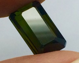 5.84 Crt Natural Tourmaline Faceted Gemstones (Tm 08)