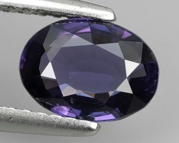 1.40 CTS FANTABULOUS NATURAL UNHEATED SRI-LANKA VIOLET SPINEL