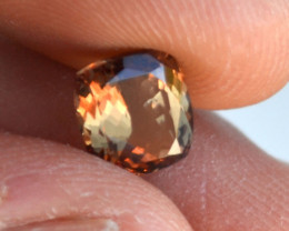 3.25 Carat Cushion Cut Fine Color Change Garnet
