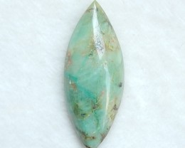 72ct Beautiful Natural Chrysocolla Cabochon(18052713)
