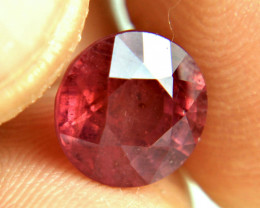 4.93 Carat Fiery Red Ruby - Gorgeous
