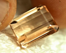 6.64 Carat African VS Peach Tourmaline - Superb