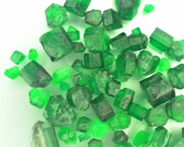 Top Color 21.5 ct Rough Emerald For Jewelry