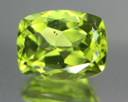 2.55 Crt Peridot Faceted Gemstone (R 188)