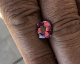 3.10 ct pink Sri Lankan spinel.
