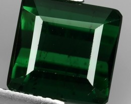 5.75 CTS BEAUTIFUL RARE NATURAL GREEN COLOR TOURMALINE MOZAMBIQUE