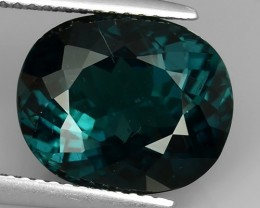 6.60-CTS EXQUISITE FLAWLESS BLUE NATURAL TOURMALINE SPARKLING !!!