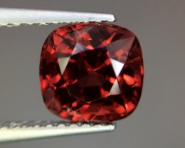 2.28 Cts Untreated Red Spinel Excellent Color ~ Burma 5