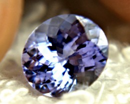 1.80 Carat IF/VVS1 African Tanzanite - Superb