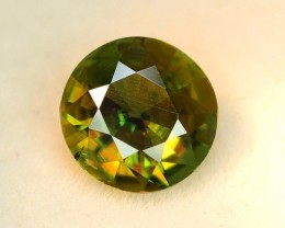 1.37 CT NATURAL SPHENE TOP DAIMOND CUT GEMSTONE SP17