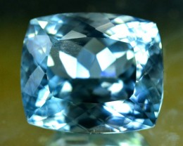 Top Grade 34.20 cts Aqua Color spodumene Gemstone From AFG (A)