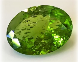 12.05ct VERY ZEN PERIDOT GEM WITH INCREDIBLE COLOR & SIZE - unique