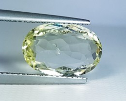 4.45 ct Exclusive Oval Cut Natural Sillimanite