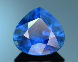 Top Grade 1.29 ct Blue Sapphire SKU.10