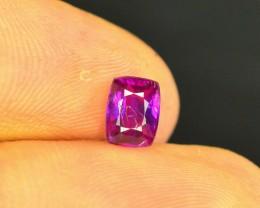 0.85 ct 100% Natural Ruby ~ Tajikistan