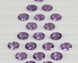 VVS Amethyst Natural gemstone brilliant cut