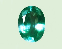 AGL certified (Full Prestige Report) Top Of The Line 1.44 ct Emerald