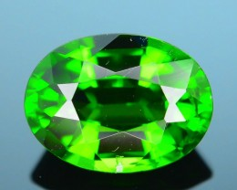 Forest Green Russian 1.16 ct Chrome Diopside SKU.1