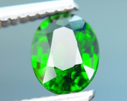 Russian 1.01 ct Chrome diopside SKU.1