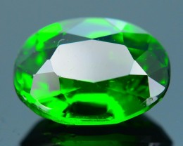 Forest Green Russian 1.07 ct Chrome Diopside SKU.1