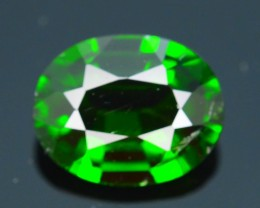 Forest Green Russian 1.15 ct Chrome Diopside SKU.1