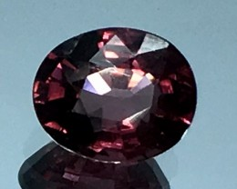 0.87 CT NATURAL GRAPE GARNET HIGH QUALITY GEMSTONE S73