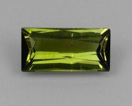 1.95CTS  AMAZING NATURAL RARE LUSTROUS GREEN TOURMALINE